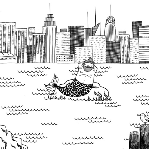 Merman of NYC